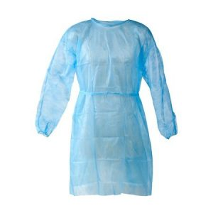 ISOLATION CPE GOWN AAMI LEVEL 2