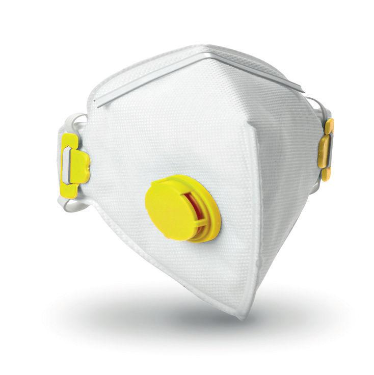 FFP3 Foldable respirator with Valve